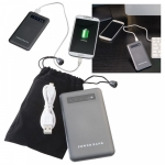 Power bank Kingsville 4000 mAh argintiu 351407